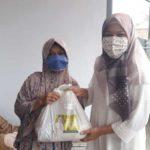 PIRA Kota Bekasi Peduli Dengan Berbagi, Pandemi Corona Sangat Dirasakan Kaum Perempuan