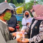 Peduli Warga Terdampak Corona, PIRA Jabar Bagi- Bagi Takjil, Sembako dan Masker