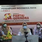 Peringati HUT Gerindra ke 13, Pira Gelar Syukuran Nasional